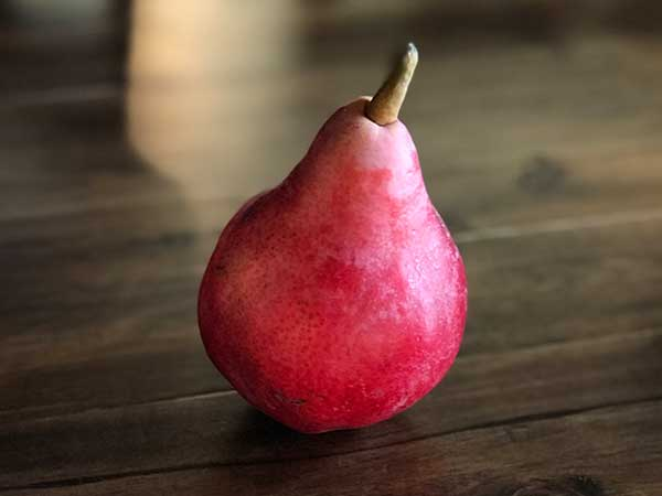 Oregon Red Pear