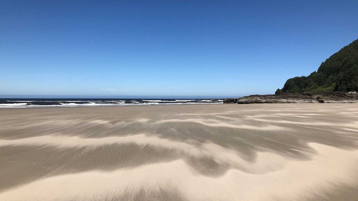 Sands Blowing in the Wind