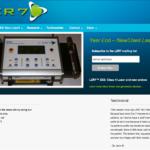 Website Client - LZR Ultrabright